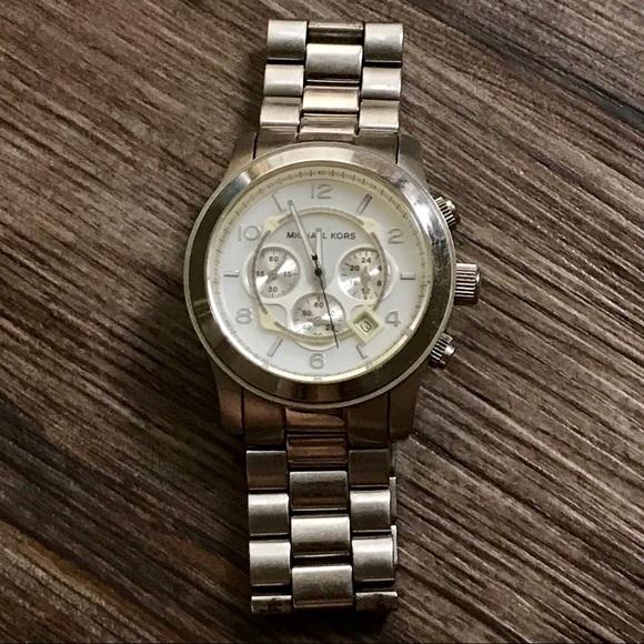 9b7b330654fc MICHAEL KORS Men s Oversized Chronograph Watch. M 5b655100f303694d1d19c1c7